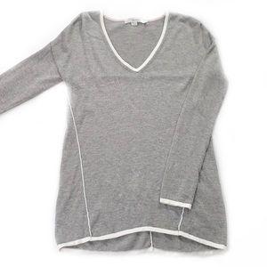 Boden • Grey Wool Blend Sweater